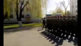 Скачать Подготовка к параду 50 ОБРОН ДОН 100 СКО ВВ МВД РФ
