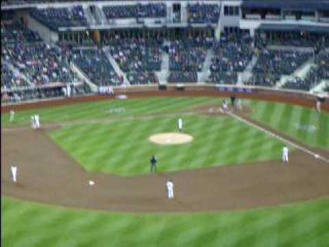 Mets vs. Padres Jackie Robinson Day 2009