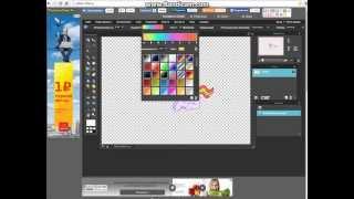 Как сделать радужную гриву и хвост поняшке в фотошопе онлайн :з.