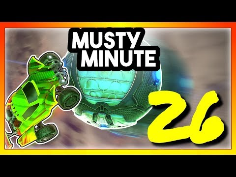 Musty Minute #26 | Rocket League thumbnail