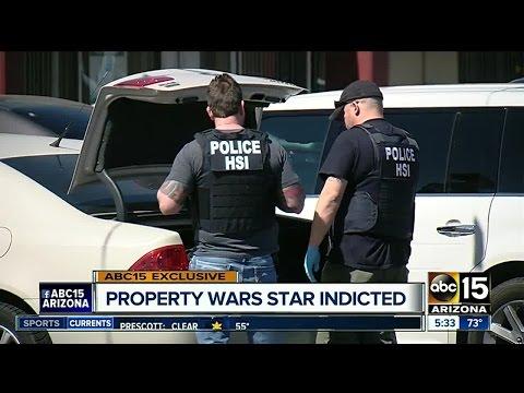 """""""Property Wars"""" star part of criminal case"""