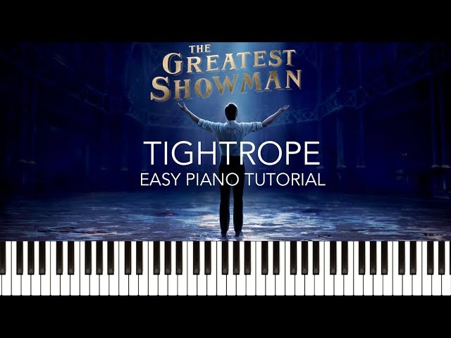 tightrope karaoke video, tightrope karaoke clip