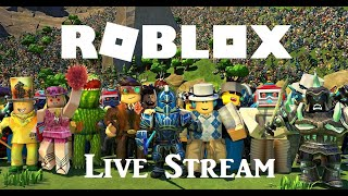 Roblox Jail Break - Live Stream
