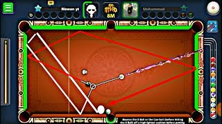 Best shot ever | 8 ball pool | by Rizwan