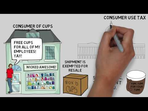 Sales Tax Vs. Sellers Use Tax Vs. Consumers Use Tax | All About Tax Compliance