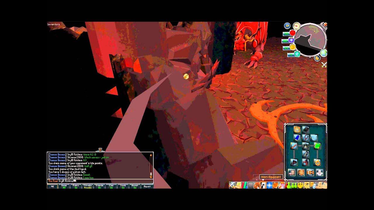 Using Deathtouched Dart On Jad! 1 Hit Kill! Fastest Kill Ever