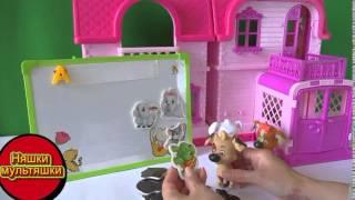 Озорная Семейка Виды Домашних животных, грызуны  кролики кошки мультик из игрушек Рекс Дина Бублик