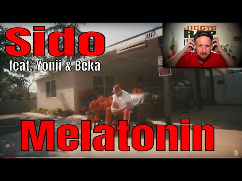 Sido Feat. Yonii & Beka - Melatonin I REACTION/ONE.TAKE.ANALYSE
