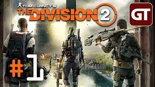 Thumbnail für das The Division 2 Let's Play
