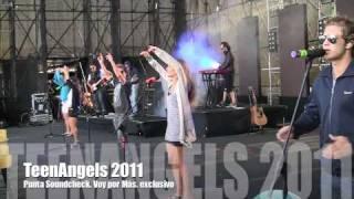 TeenAngels Soundcheck Punta Voy por mas.m4v