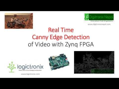 Video Analytics & Edge Detection – LogicTronix