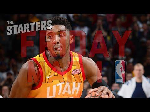 NBA Daily Show: Mar. 1 - The Starters thumbnail
