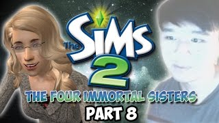 BLIND DATE! - The Sims 2: Four Immortal Sisters Challenge (Part 8)