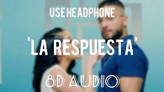 La Respuesta 8D || Becky G x Maluma || Echo Sound