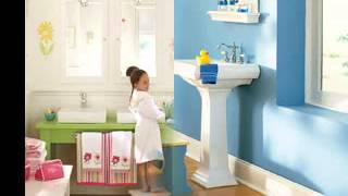Kids Bathroom Design Decor Ideas