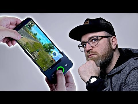 The Coolest Smartphone You'll Never Touch...