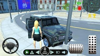 Offroad G Class Simulator - 4x4 City SUV - Android Gameplay FHD