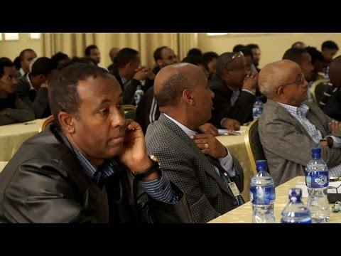 Conference on Ethiopian political economy