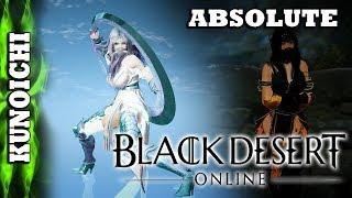 Black Desert Online - Absolute - Kunoichi : Handbuster APM