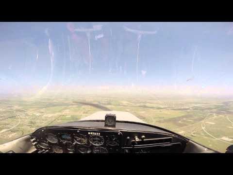 Hicks Airfield to Denton..  T67 - KDTO