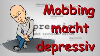 MOBBING als Ursache für Depressionen?   Aufklärung und Wissenswertes