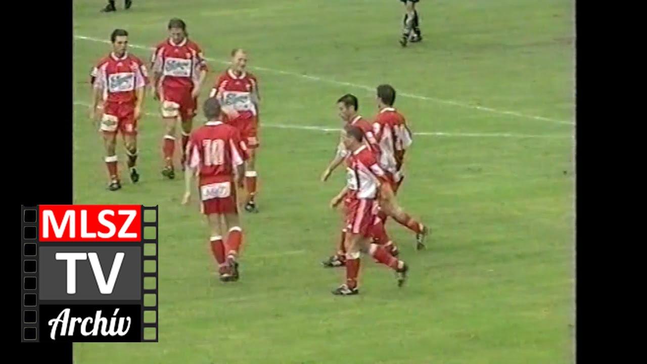 Vác-Debrecen | 0-5 | 2000. 05. 20 | MLSZ TV Archív