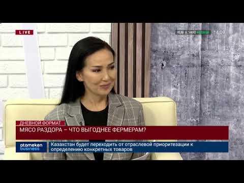 Новости Казахстана. Выпуск от 13.12.19 / Дневной формат