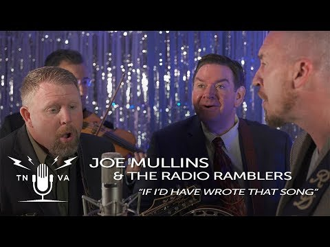 """Joe Mullins & The Radio Ramblers - """"If Id Have Wrote That Song"""" - Radio Bristol Sessions"""