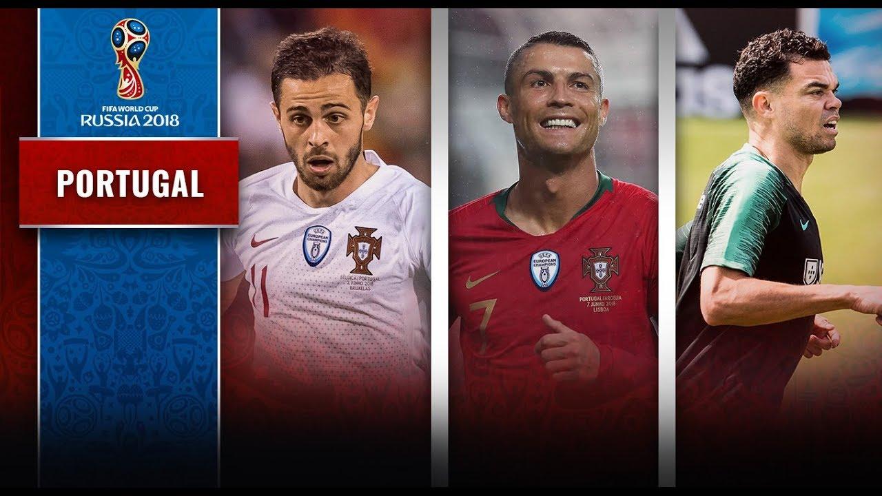Wm 2018 Teamcheck Das Sind Portugals Schlüsselspieler Youtube