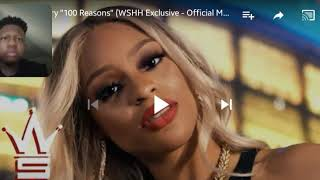 Brianna perry-100 reasons|reaction
