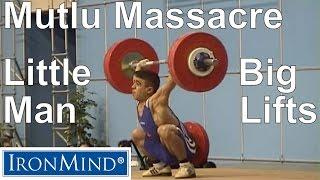 IronMind Big Lift Series: Halil Mutlu 5 Attempts, 4 World Records