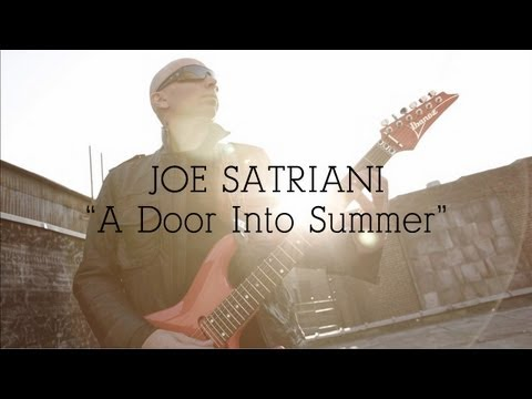 "Joe Satriani: ""A Door Into Summer"" (from new album UNSTOPPABLE MOMENTUM available May 7)"