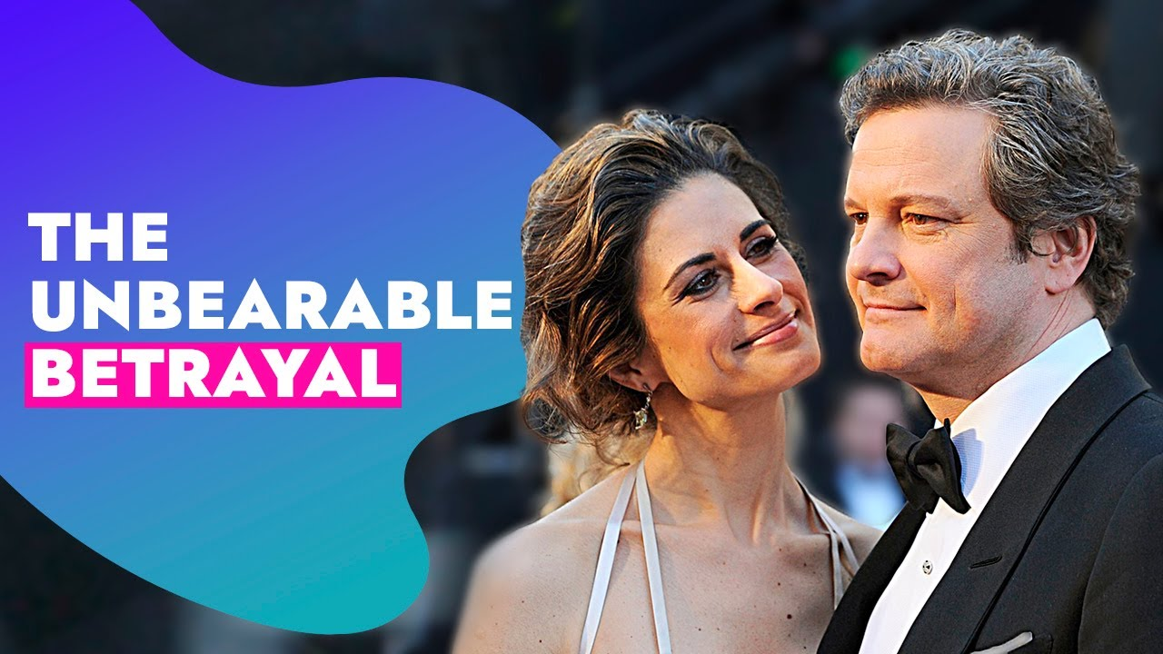 Download How Colin Firth's Wife Covered Up Her Affair   Rumour Juice