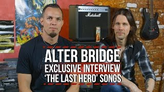 Alter Bridge Discuss Songs From