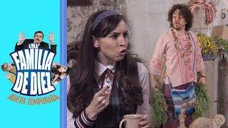 Una familia de 10: Aldolfo se convierte en yerbero | C10 - Temporada 3 | Distrito Comedia