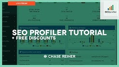 SEOProfiler 2018 Tutorial 🚪 (Plus Free Discounts and Audits Giveaway)