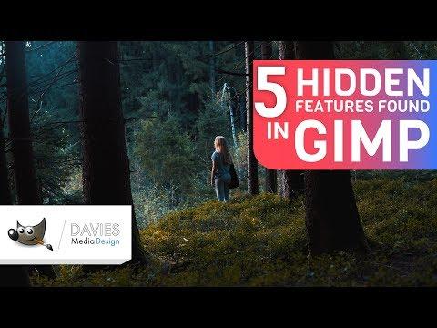 5 Hidden Features Found in GIMP thumbnail