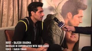 Indusage in Conversation with Deep Sidhu