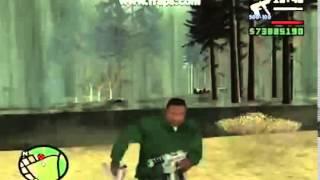 Loquendo como hacer un tsunami en el GTA SAN ANDREAS