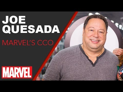 Joe Quesada - Marvel LIVE! NYCC 2016