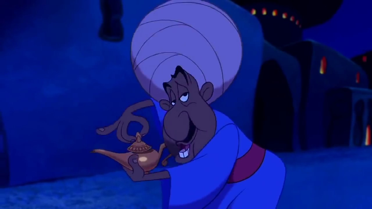 The Peddler Aladdin Hd Youtube