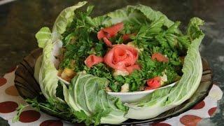 Жареная цветная капуста с мясом очень вкусный рецепт