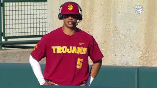 USC catcher Blake Sabol on battery with pitcher Solomon Bates: 'He's a bulldog on the mound'