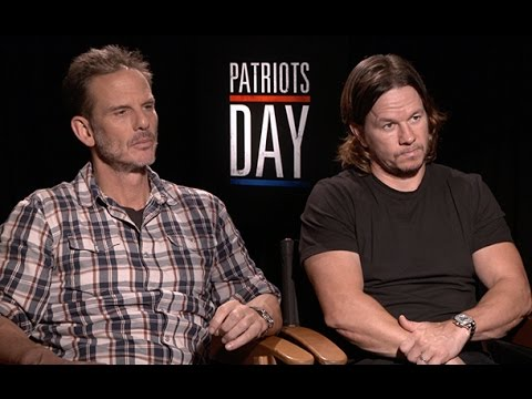 Patriots Day Official Trailer & Mark Wahlberg And Peter Berg Interview