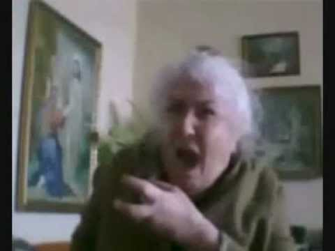 Granny watching a surprise rude webcam,hilarious from YouTube · Duration:  1 minutes 13 seconds