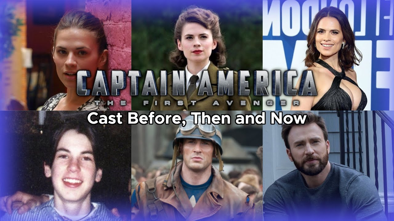 Captain America The First Avenger 20 Cast Before, Then and ...