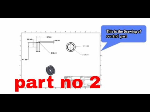 SolidWorks tutorial of Ball Bearing   by Engineering software Tutorials 5 views thumbnail