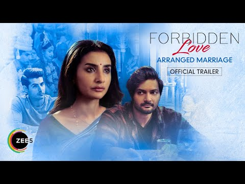 Arranged Marriage | Forbidden Love | Official Trailer | A ZEE5 Original Film | Streaming Now On ZEE5