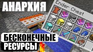 АНАРХИЯ #5 - БЕСКОНЕЧНЫЕ РЕСУРСЫ   ЭКСПЕРИМЕНТ