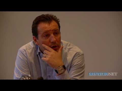 Nationaltrainer Marc Wilmots im Interview